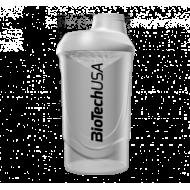 Shaker Wave BioTech USA Белый (600 мл)