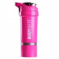 Cyclone Shaker Body&Fit (650 мл) розовый