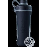 Шейкер Radian Glass 820 ml Black (СТЕКЛО)