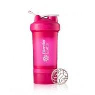 Шейкер ProStak c шариком (650 ml) Pink