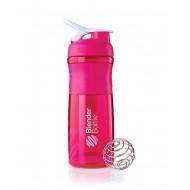 Шейкер Blender Bottle SportMixer Розовый (828 мл.)