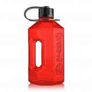 ALPHA BOTTLE XXL (2.4 литра) red/black