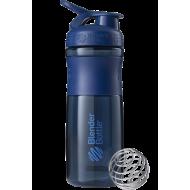 Шейкер Blender Bottle SportMixer Темно-синий (828 мл.)