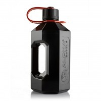 ALPHA BOTTLE XXL (2.4 литра) black/red