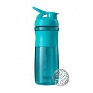 Шейкер Blender Bottle SportMixer Голубой (828 мл.)