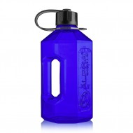 ALPHA BOTTLE XXL (2.4 литра) blue/black