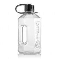 ALPHA BOTTLE XXL (2.4 литра) clear/black