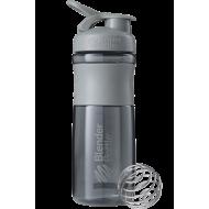 Шейкер Blender Bottle SportMixer Серый (828 мл.)