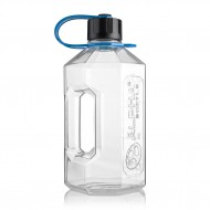 ALPHA BOTTLE XXL (2.4 литра) clear/blue
