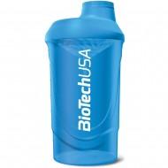 Shaker Wave BioTech USA Синий (600 мл)