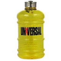 Universal - Gallon Water Bottle Universal 1,9l yellow