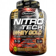 MuscleTech Nitro-Tech Whey Gold 2510 г