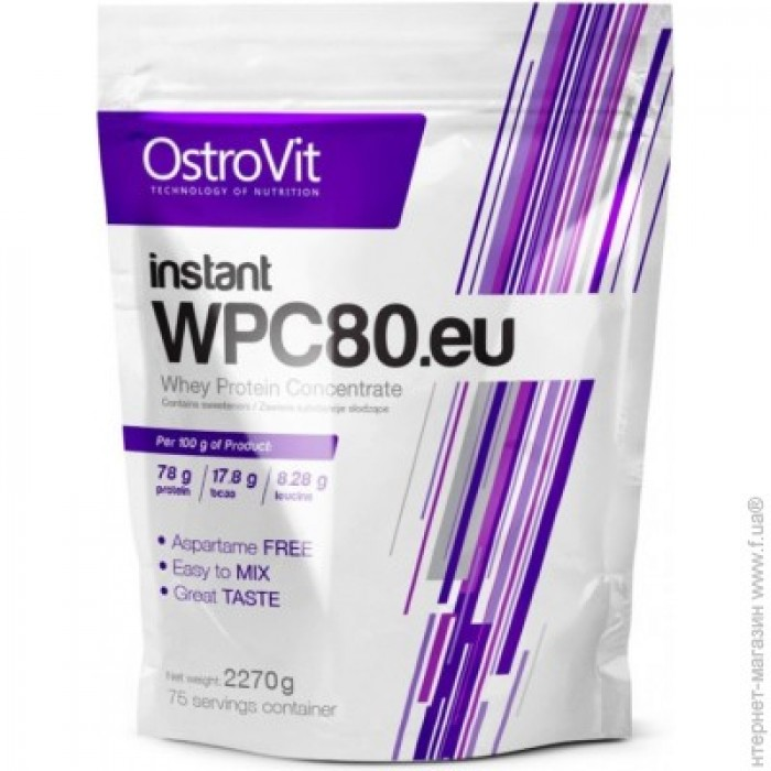 Instant WPC 80 (2.27 кг)