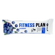 Fitness Plan Muesli Bar (25 грамм) Черника