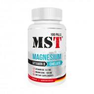 Magnesium Chelate Vitamin B - 100 pills