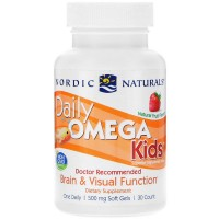 Daily Omega Kids 30 softgels