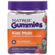 Multi Gummies Natrol Kids 90 конфет