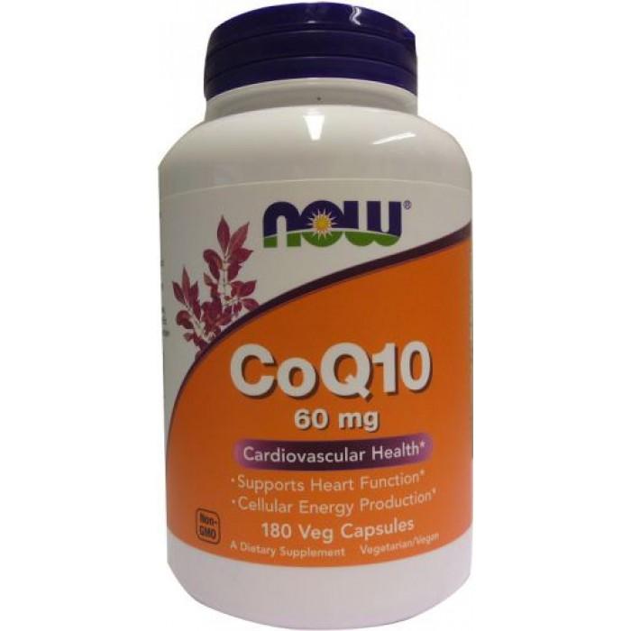 CoQ10 60 mg (180 veg капсулы)