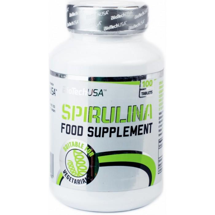 Spirulina (100 таблетс)