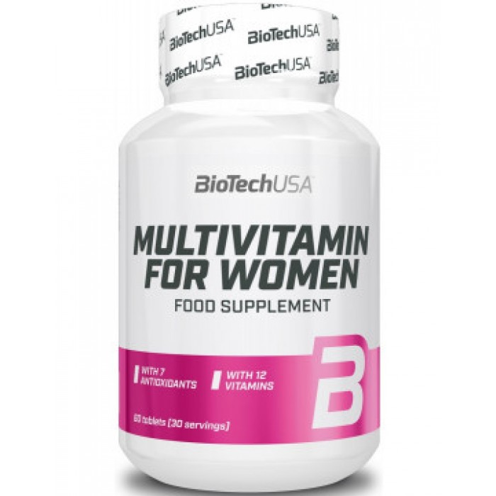 Multivitamin for Women (60 таблетс)