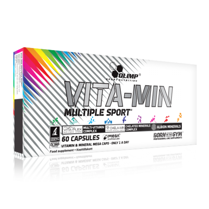 Vita-Min Multiple Sport (60 капсул)