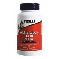 Alpha Lipoic Acid 100 mg (60 капсул)