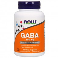 GABA 500 mg (100 капсул)