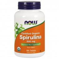 Spirulina 500 mg (180 таблетс)