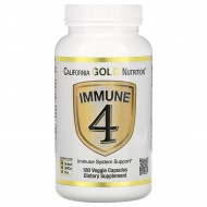 California Gold Nutrition Immune 4 - 180 капсул