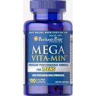 Mega Vita Min Multivitamins for Teens (120 капсул)