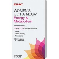 Women's Ultra Mega Energy Metabolism (90 капсул)