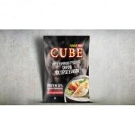Каша CUBE рис с куриной грудкой, сыром и протеином 30%, (50 грамм)