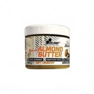 Almond Butter soft crunchy (350 грамм)