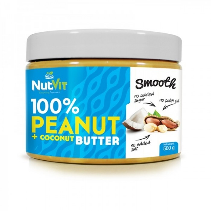Peanut Butter +Coconut (500 грамм)