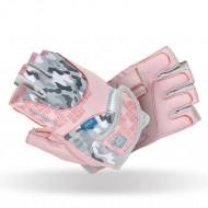 Перчатки для фитнеса MadMax No Matter MFG-931 pink