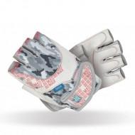 Перчатки MadMax для для фитнеса No Matter MFG-931 white