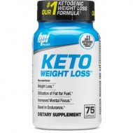 KETO WEIGHT LOSS (75 капсул)