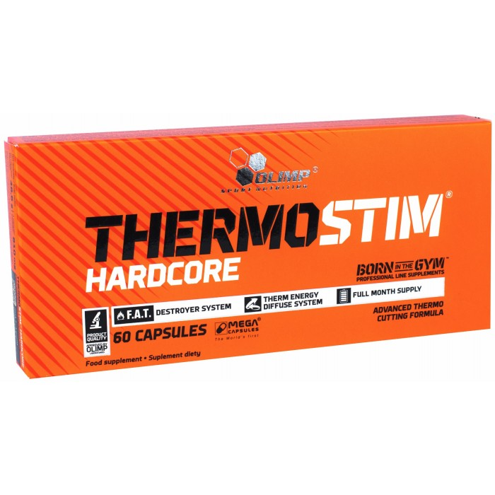 Thermo Stim Hardcore (60 капсул)