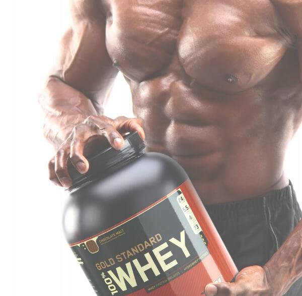спортивные добавки для наращивания мышц